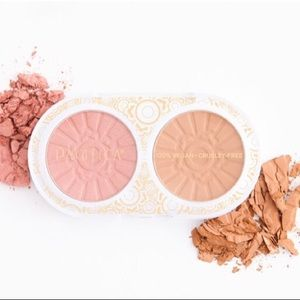 New! Pacifica Beauty Bronzer Blush Duo